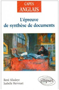 L'épreuve de synthèse de documents : Anglais