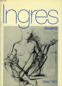Ingres, dessins