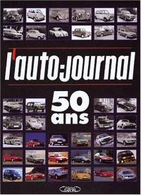 50 ans d'Auto-journal, coffret de 2 volumes