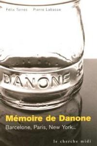 Mémoire de Danone