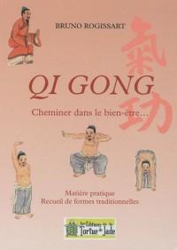 Qi Gong : Cheminer dans le bien-être... Matière pratique et recueil de formes traditionnelles