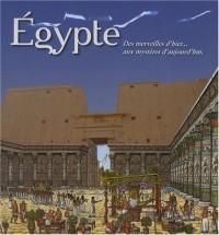 Egypte : Des merveilles d'hier... aux mystères d'aujourd'hui (1DVD)
