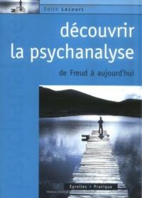 Découvrir la psychanalyse