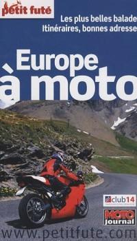 Le Petit Futé Europe à moto