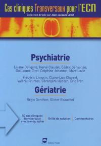 Psychiatrie Gériatrie