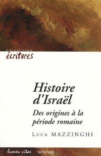 Histoire d'Israël : Des origines à la période romaine