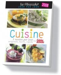 Cuisine : 1 Recette par Jour 2008