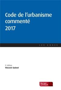 Code de l'urbanisme commenté