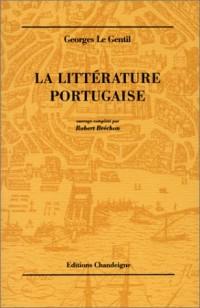La littérature portugaise