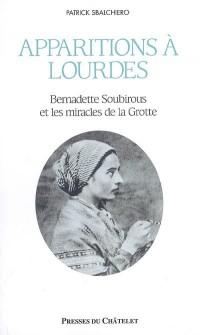 Apparitions à Lourdes
