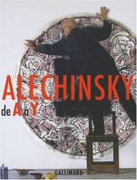 Alechinsky de A à Y : Catalogue