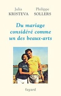 Du mariage considéré comme un des beaux-arts