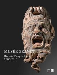 Musée Granet, dix ans d'acquisitions 2006-2016
