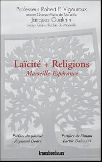 Laïcité + Religions : Marseille-Espérance