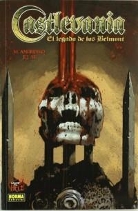 Castlevania El legado de los Belmont / The Belmont Legacy