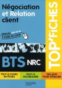 TOP'Fiches - Négociation et relation client BTS NRC