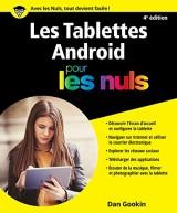 Les Tablettes Android, 4e édition Pour les Nuls