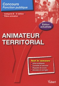 N°97 Animateur territorial - filiere animation - cat. B