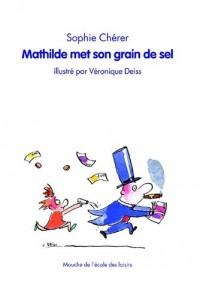 Mathilde met son grain de sel
