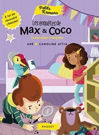 Les enquêtes de Max et Coco - Le hamster a disparu