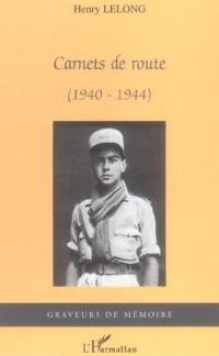 Carnets de Route (1940-1944)