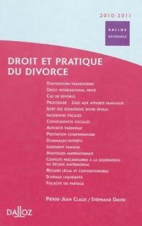 Droit et pratique du divorce
