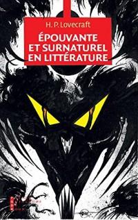 Epouvante et surnaturel en littérature