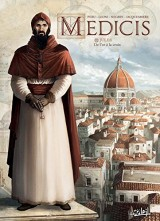 Médicis T03 - Jules - De l'or à la croix