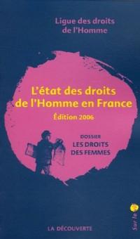 L'état des droits de l'Homme en France