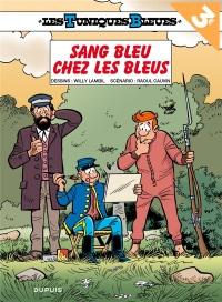 Les Tuniques Bleues T53 les Tuniques Bleues - Tome 53 - Sang Bleu Chez les Bleus (Ope Ete 2018)