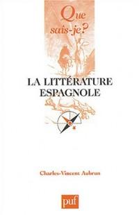La littérature espagnole