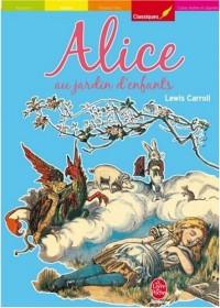 Alice au jardin d'enfants
