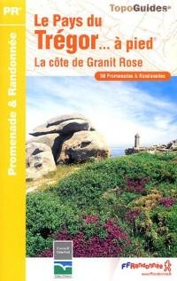 Le Pays de Trégor à pied : La côte de Granit Rose
