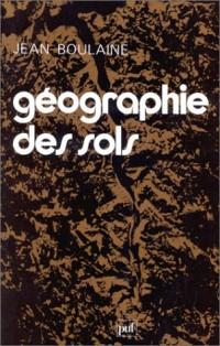 Géographie des sols
