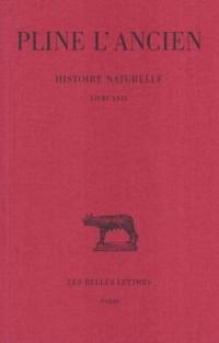 Histoire naturelle, livre XXIX. Remèdes tirés des animaux