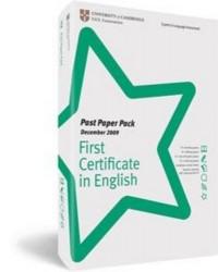 FCE December 2009 Past Paper Pack