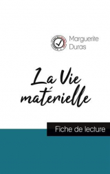 La Vie matérielle de Marguerite Duras (fiche de lecture et analyse complète de l'oeuvre)