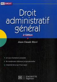 Droit général administratif