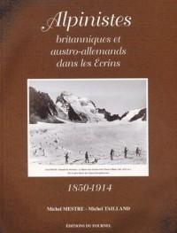 Alpinistes britanniques et austro-allemands dans les Ecrins