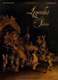 Légendes de Féerie, Tome 1 : Alpes