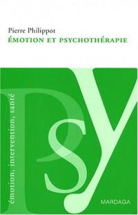 Emotion et psychothérapie