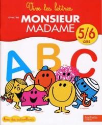 Vive les lettres - Monsieur Madame