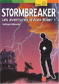 Alex Rider, numéro 1 : Stormbreaker