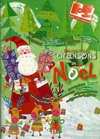 MES PLUS BELLES CHANSONS DE NOEL - LIVRE + CD + INTERNET
