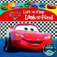 Cars : Cherche et trouve avec volets suprise