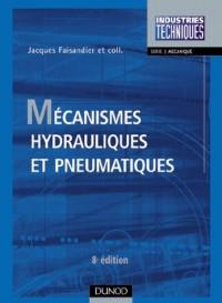 Mécanismes hydrauliques et pneumatiques np 8ed