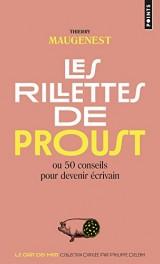 Les rillettes de Proust [Poche]
