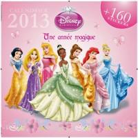 Calendrier Princesses 2013