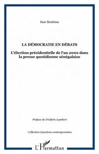 La démocratie en débats
