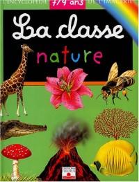 Encyclopédie de l'imagerie : La classe 7/9 ans et la nature